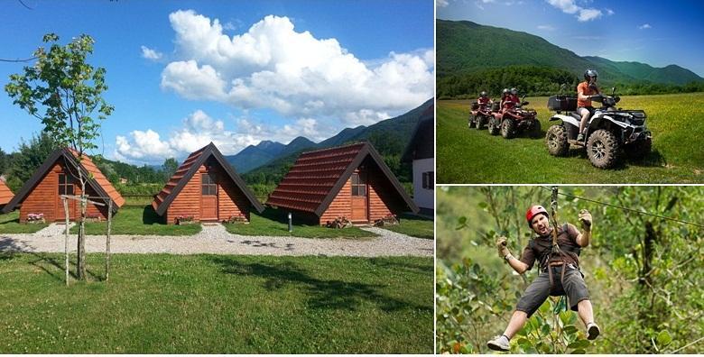 Rizvan City, PP Velebit - 3 dana u bungalovima
