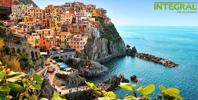 Cinque Terre, Parma, Pisa i Lucca*** - 3 dana s doručkom
