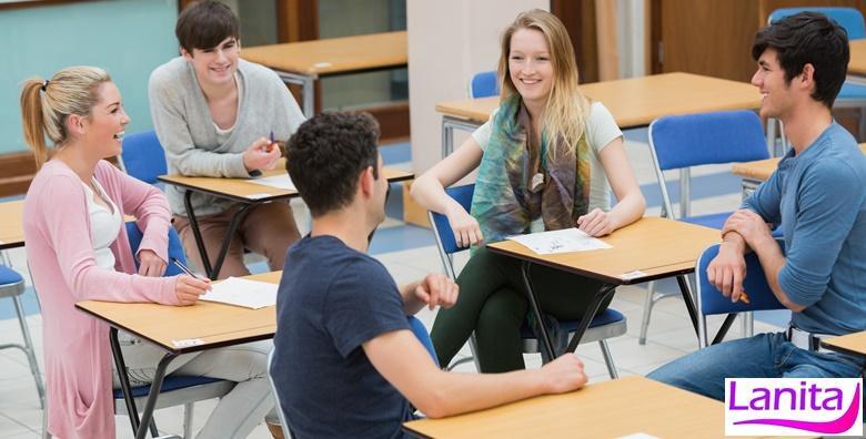 [NJEMAČKI] Jesenski ubrzani početni tečaj A1/1 razine u trajanju 36 školskih sati u centru Lanita uz uključenu potvrdu za 519 kn!