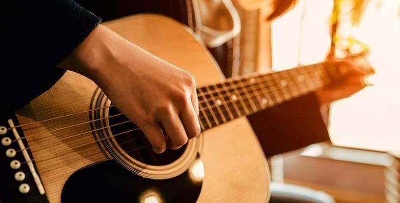 Tečaj gitare u trajanju mjesec dana od 279 kn!