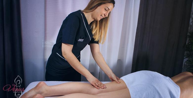 5 anticelulitnih masaža i 5 limfnih drenaža