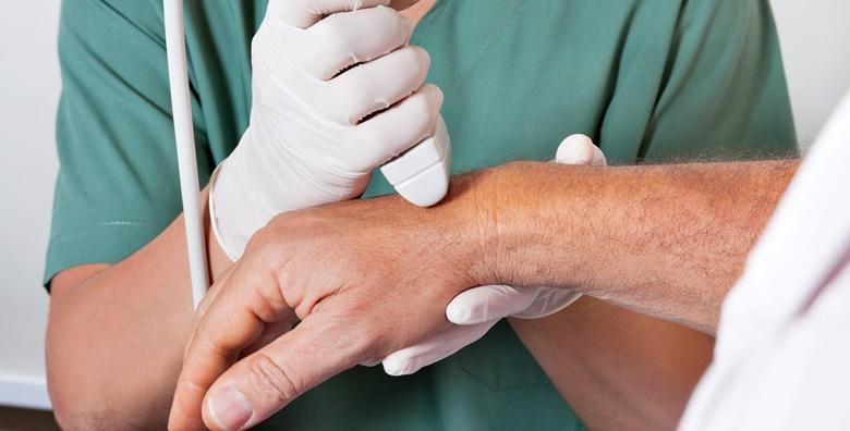 Ultrazvučni pregled zglobova, mišića ili tetiva