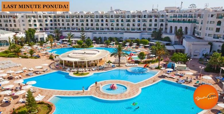 Last minute Tunis - 8 dana all inclusive i povratni let od 3.279 kn