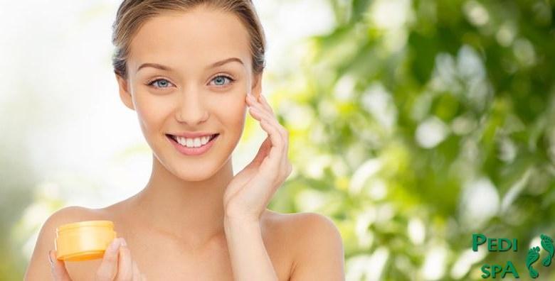 Čišćenje lica uz dermoinfuziju kisikom ili mikrodermoabraziju od 165 kn!