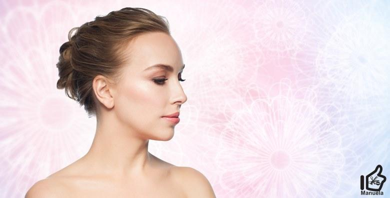 Tretman lica kisikom uz ampulu hijalurona ili kolagena