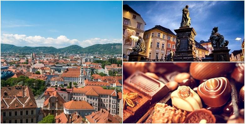 Graz i tvornica čokolade Zotter - izlet s prijevozom za 159 kn!