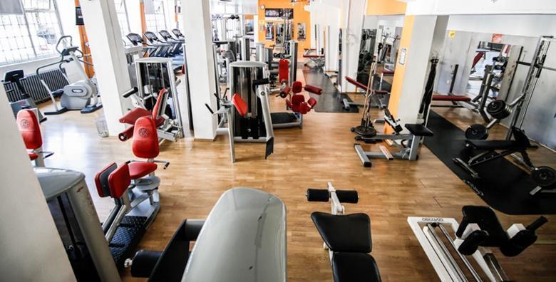 Vježbanje s osobnim trenerom u 6 dolazaka i 1mj teretane za 249 kn!