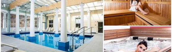 [ROGAŠKA SLATINA] Hotel Slovenija**** - 3 dana s polupansionom ili punim pansionom za dvoje uz korištenje bazena, saune i fitnessa za 1.176 kn!