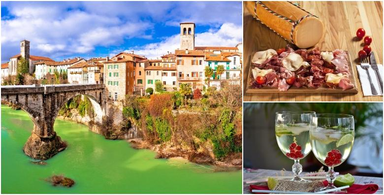 [ITALIJA] Tura talijanskom regijom poznatom po pršutu i proseccu uz posjet gradovima Cividale dei Friuli, San Daniele i Spilimbergo za 199 kn!