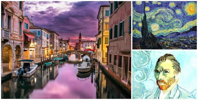 [VENECIJA] Upoznajte jedan od fascinantnijih svjetskih gradova i posjetite multimedijalnu izložbu slavnog Van Gogha za 215 kn!