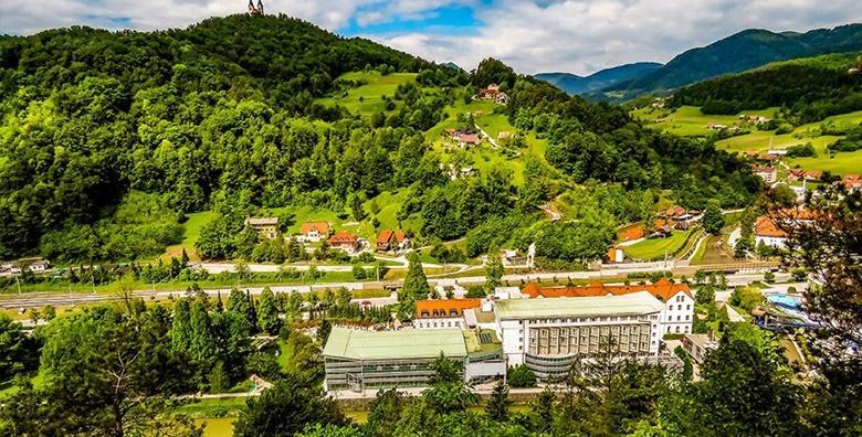 Wellness odmor u Sloveniji - 3 do 6 dana uz polupansion od 1.421 kn!