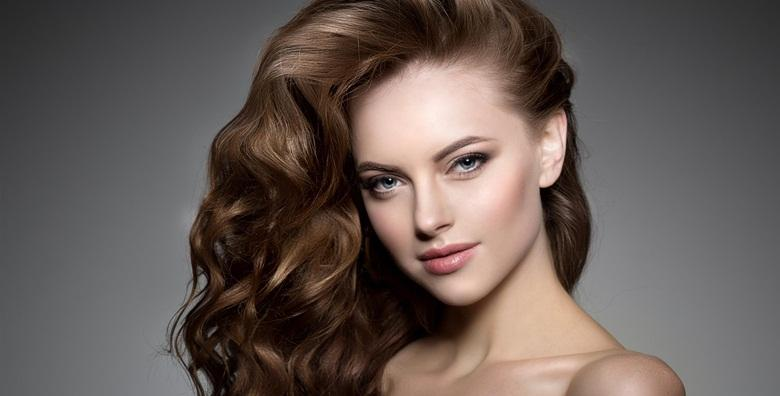 Frizerske usluge po izboru - botox uz bojanje ili pramenove i frizuru od 99 kn!