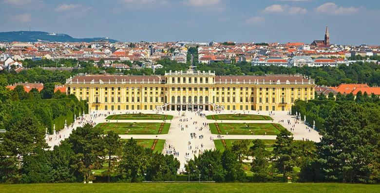 Beč - jednodnevni izlet s prijevozom za 229 kn!