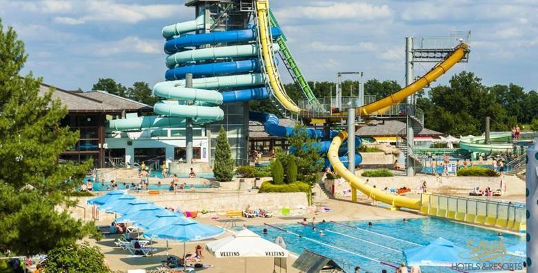 Moravske toplice***** - 2 noćenja s polupansionom i kupanjem za 1.850 kn!