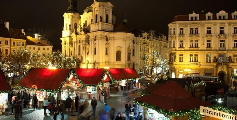 Advent u Pragu - hotel***,doručak i prijevoz za 660 kn!
