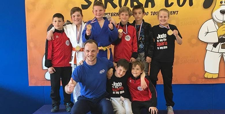 [JUDO] Isprobajte olimpijski sport i ojačajte um i tijelo! Mjesec dana neograničenog treninga za djecu, mlade i odrasle u Judo klubu Nippon za 149 kn!
