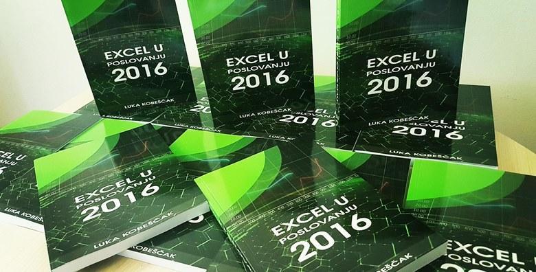 Knjiga ''Excel u poslovanju'' za 109 kn!