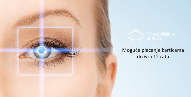 Operacija mrene - ultrazvučni zahvat u Očnoj poliklinici dr. Vukas za 8.999 kn!