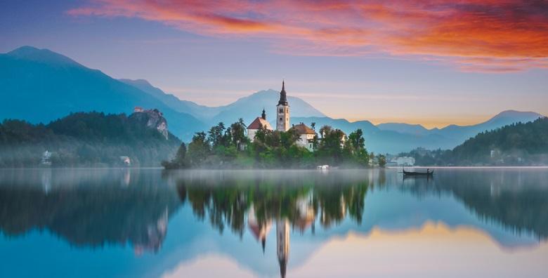 [BLED] Povedite dragu osobu na idiličan odmor tik do jezera! 2 noćenja s doručkom za dvoje u Hotelu Vila Bojana**** za 745 kn!