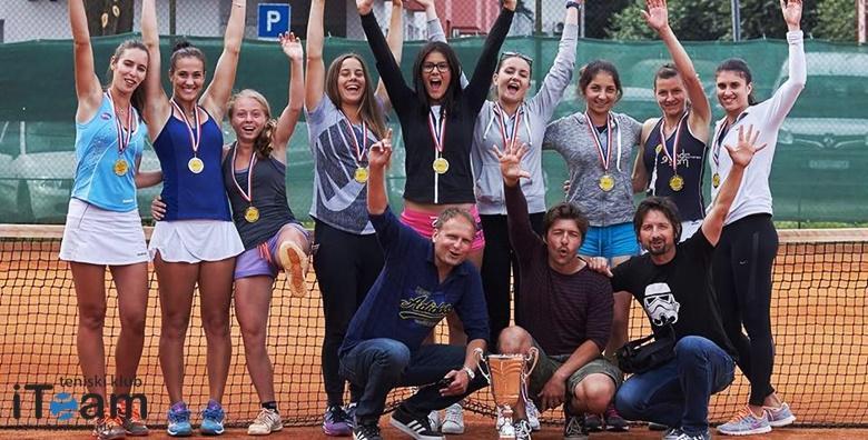 [ŠKOLA TENISA] Mjesec dana treninga za djecu ili odrasle po programu svjetske teniske federacije - 2 puta tjedno uz uključenu opremu za 99 kn!
