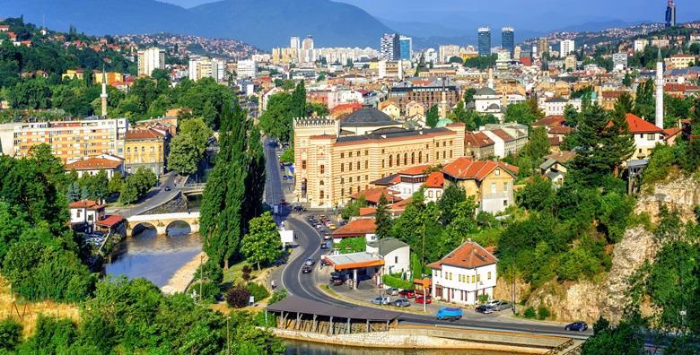 Sarajevo - 2 noćenja s doručkom za dvoje za 555 kn!