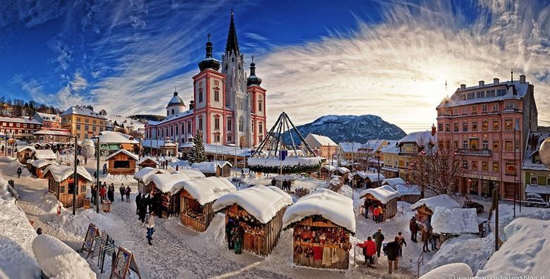 Advent u svetištu Mariazell - izlet s prijevozom za 185 kn!