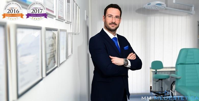 [KOREKCIJA VJEĐA] Vratite mladenački izgled uz pomoć dr. Miletića, specijalista na tom području proglašenog Najdoktorom 2016. i 2017. godine