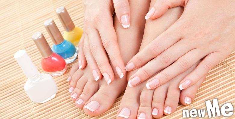 Manikura ili pedikura uz trajni lak  - uredite nokte, ukrasite ih omiljenom bojom i zaštitite ih od pucanja i listanja već od 79 kn!