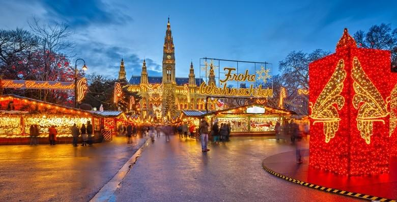 Advent u Beču - izlet s prijevozom za 269 kn!
