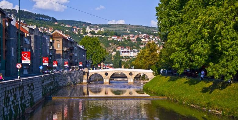 Sarajevo*** - 2 dana s doručkom i prijevozom za 440 kn!