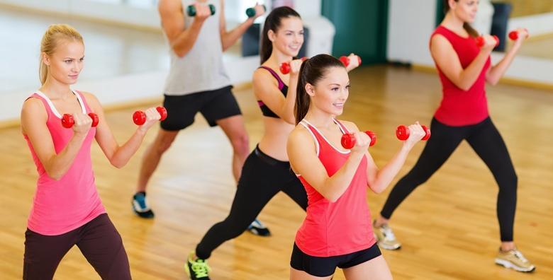 Magic Well kružni trening za žene, najveći lanac ženskih fitness klubova u Hrvatskoj - mjesec dana neograničenog vježbanja za 149 kn!