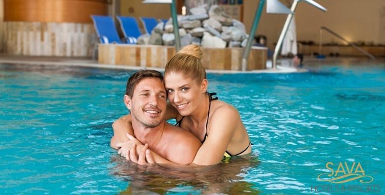 [MORAVSKE TOPLICE] Terme 3000 - 1 noćenje s polupansionom za dvoje u Hotelu Ajda**** uz neograničeno kupanje u termama za 700 kn!