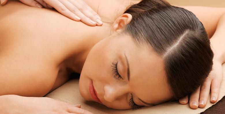 Masaža leđa ili nogu u trajanju 30 minuta za samo 49 kn!