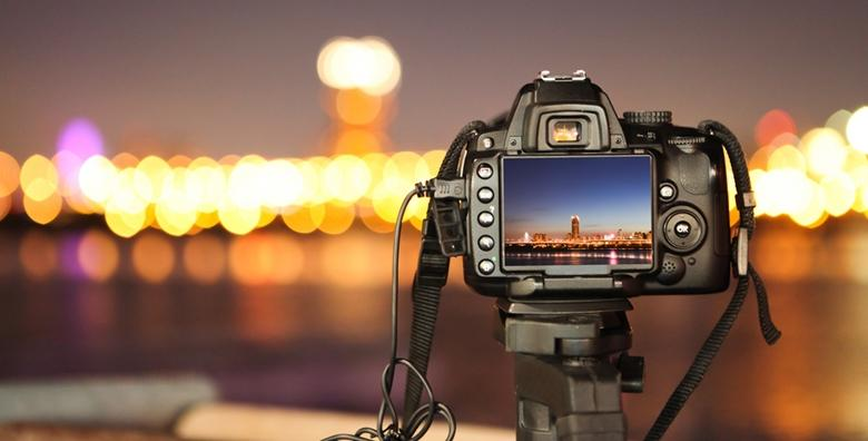 Naučite fotografirati kao profesionalac - online tečaj