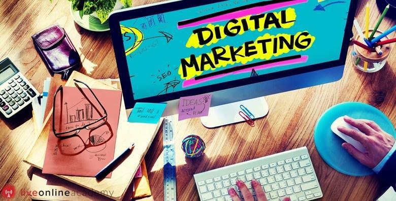 Online tečaj digitalnog marketinga uz međunarodni certifikat