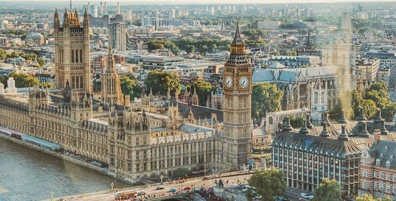 London, Pariz i Amsterdam - 6 dana uz prijevoz autobusom za 2.280 kn!