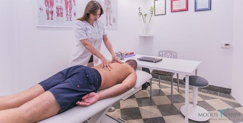Medicinska masaža leđa u trajanju 30 minuta za samo 49 kn!
