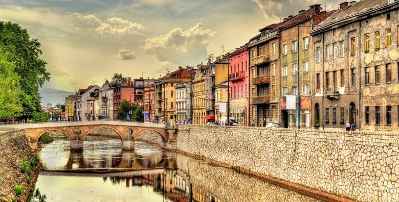 Sarajevo - 2 noćenja s doručkom za dvoje