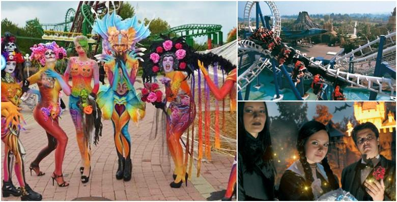Halloween u Gardalandu - cjelodnevni izlet s prijevozom za 230 kn!