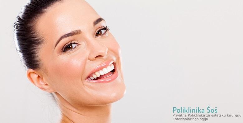 Estetska korekcija nosa uz noćenje, konzultacije i anesteziju za 10.249 kn!