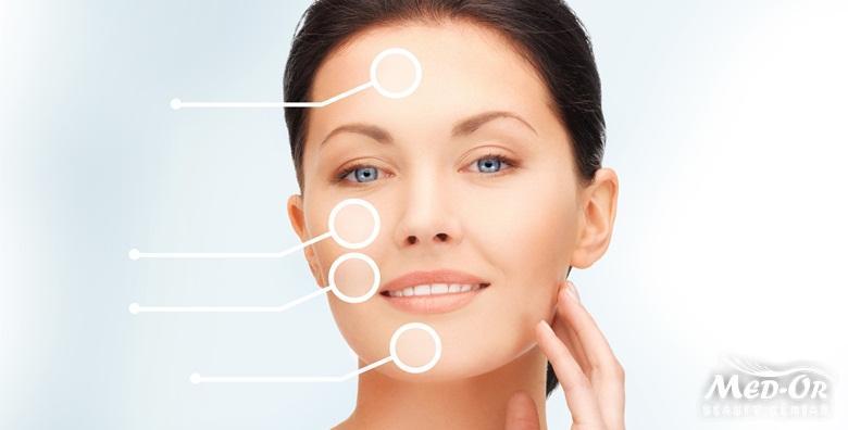 Pomlađivanje lica elektrostimulacijom u trajanju 30 minuta za 120 kn!