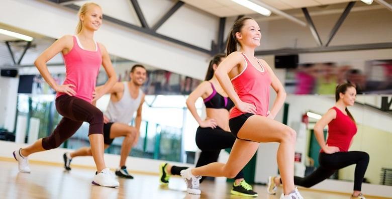 Program vježbanja Callanetics - 3 mjeseca treninga za 249 kn!