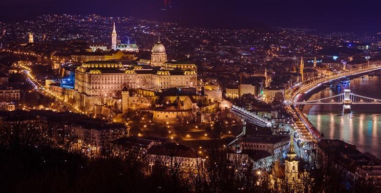 [BUDIMPEŠTA] Grad prekrasne arhitekture koji stoluje na Dunavu svakako treba vidjeti! 2 dana s doručkom u hotelu**** uz uključen prijevoz za 420 kn!