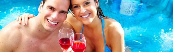 [LAŠKO, SLOVENIJA] Luksuzni wellness za dvoje u Vili Aina*** - 2 noćenja s doručkom uz šampanjac i večeru u centru mjesta za 1.140 kn!