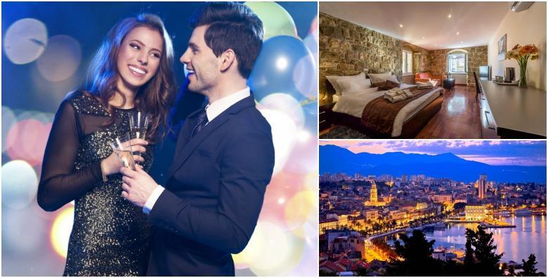 Nova godina u Splitu - 2 ili 3 noćenja za dvoje od 9191 kn!