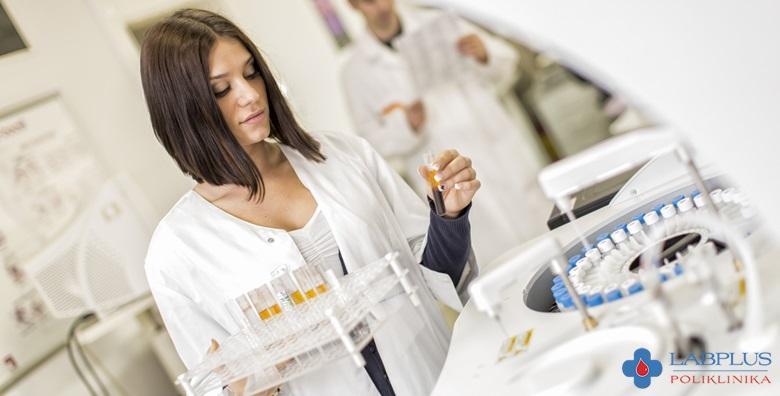 Provjerite mineralni status organizma u Poliklinici LabPlus za 75 kn!