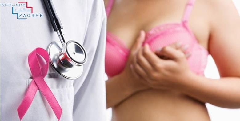 [ULTRAZVUK DOJKI] Svaka osma žena obolijeva od raka dojke - obavite pretragu koja život znači uz odmah gotove nalaze u Poliklinici Zagreb za 149 kn!