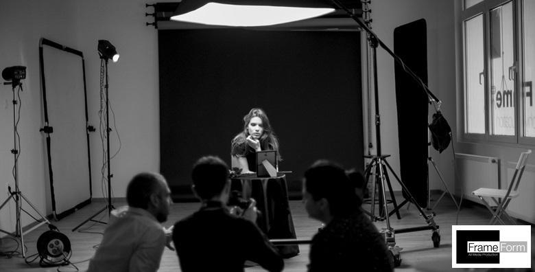 [TEČAJ FOTOGRAFIJE] Pretvorite hobi u posao! Mjesec dana prakse i teorije uz uključenu vrhunsku fotografsku opremu i rad u studiju za 599 kn!