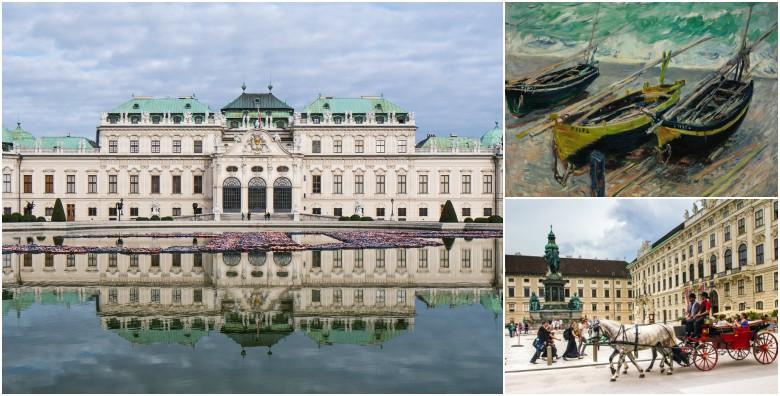 Beč i izložba slavnog Claudea Moneta - jednodnevni izlet za 249 kn!