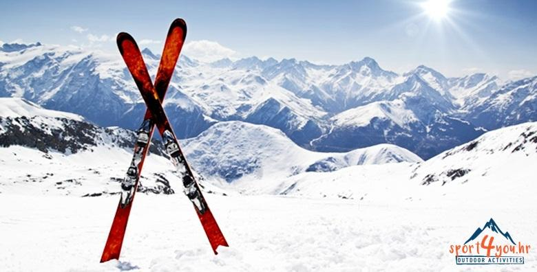 Servis skija - obavite veliki ili maxi pregled ski opreme od 85 kn!
